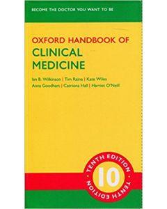 Oxford Handbook of Clinical Medicine 10th ed