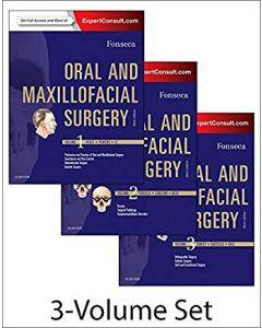 Oral and Maxillofacial Surgery, 3rd Edition 3-Volume Set