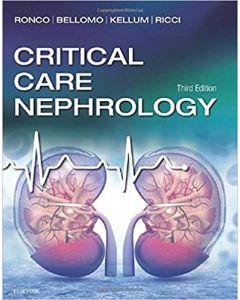 Critical Care Nephrology, 3rd