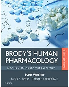 Brody's Human Pharmacology, 6th