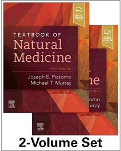 Textbook of Natural Medicine - 2-volume set, 5th