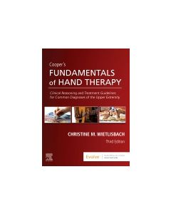 Cooper's Fundamentals of Hand Therapy, 3rd