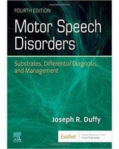 Motor Speech Disorders, 4th