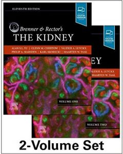 Brenner and Rector's The Kidney, 2-Volume Set, 11th