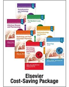Neonatology: Questions and Controversies Series 7-volume Series Package, 3rd