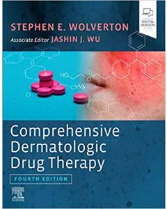 Comprehensive Dermatologic Drug Therapy, 4th
