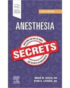 Anesthesia Secrets, 6th