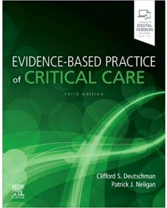 Evidence-Based Practice of Critical Care, 3rd
