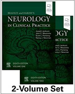 Bradley and Daroff's Neurology in Clinical Practice, 2-Volume Set, 8th   2021