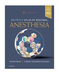 Brown's Atlas of Regional Anesthesia, 6th