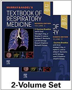 Murray & Nadel's Textbook of Respiratory Medicine, 2-Vols Set