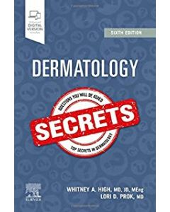 Dermatology Secrets, 6th