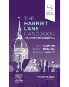 The Harriet Lane Handbook, 22nd