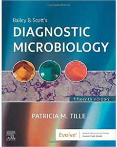 Bailey & Scott's Diagnostic Microbiology, 15th