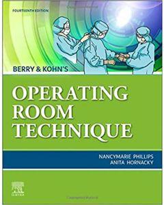 Berry & Kohn's Operating Room Technique 14th