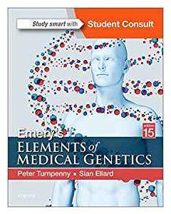 Emery's Elements of Medical Genetics, 15th Edition