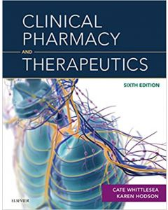 Clinical Pharmacy and Therapeutics, 6th