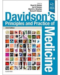 Davidson's Principles and Practice of Medicine, 23rd