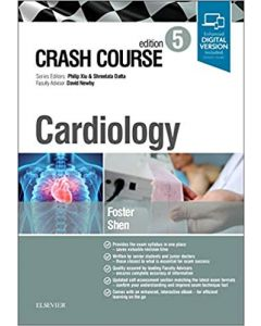 Crash Course Cardiology 5th