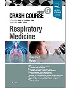 Crash Course Respiratory Medicine, 5th
