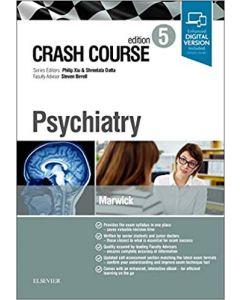Crash Course Psychiatry, 5th