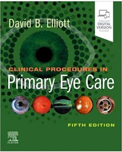 Clinical Procedures in Primary Eye Care 5th