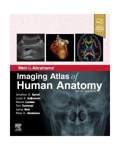 Weir & Abrahams' Imaging Atlas of Human Anatomy, 6th