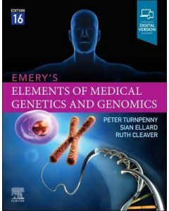 Emery's Elements of Medical Genetics and Genomics, 16th
