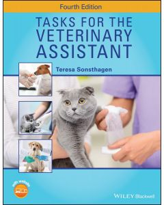Tasks for the Veterinary Assistant, 4th