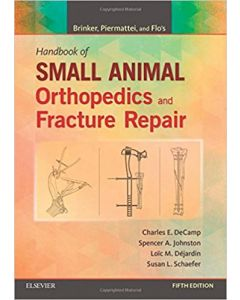 Brinker, Piermattei and Flo's Handbook of Small Animal Orthopedics and Fracture Repair, 5th
