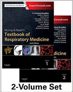 Murray & Nadel's Textbook of Respiratory Medicine, 2-Volume Set, 6th