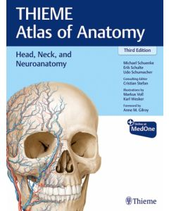 Head, Neck, and Neuroanatomy (THIEME Atlas of Anatomy) 3rd new 2020