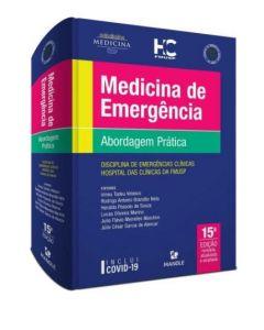 Medicina de Emergência Abrodagem Práctica 15 ed 2021