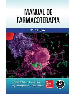 Manual de Farmacoterapia 9ª Edição